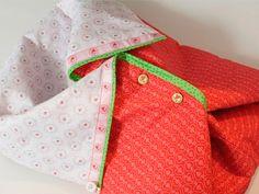 Tutorial fai da te: Fare un sacco della nanna per bambini via DaWanda.com