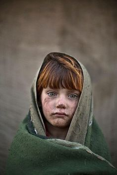 Homeless child in pakistan
