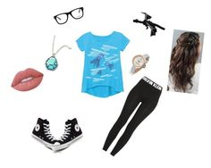 """""""Minecraft geek AKA me"""" by kawii1245 on Polyvore featuring Calvin Klein, Converse, Muse and Lime Crime"""