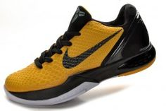 info for 3e635 ef556 Great Nike Zoom Kobe Bryant 6(VI) POP Playoffs Pack Yellow Del Sol shoes