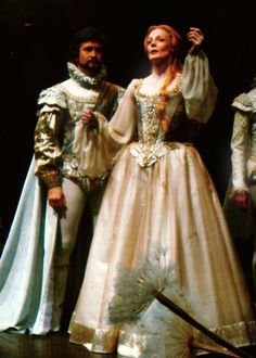 A MIDSUMMER NIGHT'S DREAM Titania 1977 Stratford, Ontario/Ahmanson Theatre, Los Angeles.