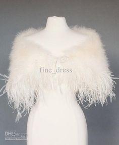 Wholesale Bolero Jacket - Buy 2012 New Mohair Feather Wedding Prom Evening Wrap Shrug Bride Shawl Bolero Jacket, $73.72 | DHgate