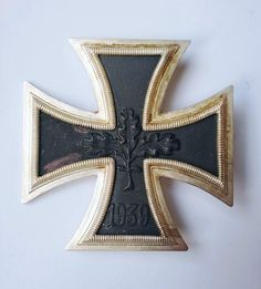 Click image for larger version. Name: Views: 7 Size: KB ID: 808970 Larger, Germany, Geek Stuff, Image, Collection, Iron, Badges, World War Two, Armed Forces