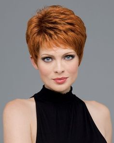 Heather Lace Front & Monofilament Human Hair Blend Wig by Envy