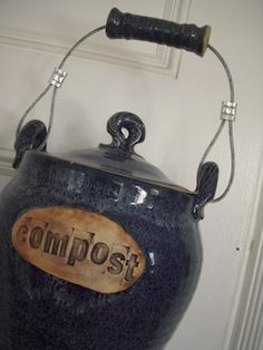 Compost Pail #FCThankful