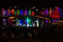 Put some ho-ho-ho into your holidays in 2015!: ADDISON: Vitruvian Lights