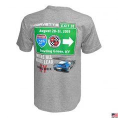 2019 NCM Caravan Gray T-shirt