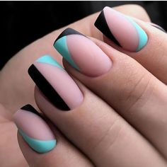 art ideas 💅👆👌 👉If you want to promote your makeup OR nail art,photos OR videos. 💅👆👌 👉If you want to promote your makeup OR nail art,photos OR videos please DM We will promote your photos or videos cheaply👈 ➖➖➖➖➖➖➖➖➖➖➖… Stylish Nails, Trendy Nails, Diy Nails, Cute Nails, Nagellack Design, Nail Art Photos, Best Acrylic Nails, Matte Gel Nails, Matte Nail Art