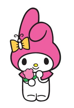 'My Melody' Happy St. Valentine's Day