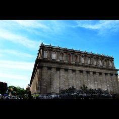"""MARIO ALBERTO VENTURA #EnfoqueCentro """"me siento cautivado por la arquitectura que engalana a la capital del occidente""""    http://www.descubrecentrogdl.com/mi-centro/item/49-mario-alberto-ventura.html"""