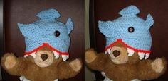 Pirahna/ shark hat!