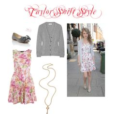 Taylor Swift Style 1, created by bekahjoy813 on Polyvore