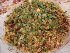 Whole Masoor (puy lentils) #Biryani #Street #Food #India #ekPlate #ekplatebiryani