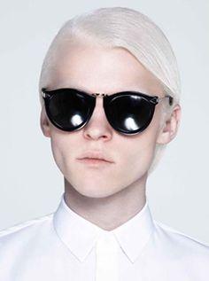 Karen Walker eyewear spring summer 2012