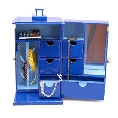 Doctor Who Tardis Jewelry Box - Nice