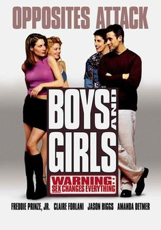 Boys and Girls is a story about two high school friend, who couldn't ...