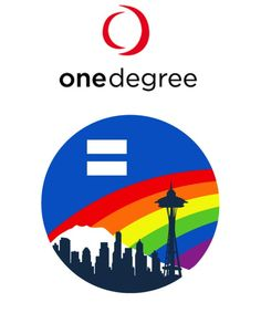 One Degree Events partners with Silent Storm to bring silent disco to Seattle Pride Fest 2013.