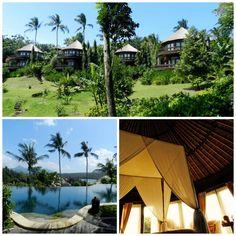 Taman-Wana Hotel in Bali's National Park.