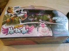 Nerf Rebelle Free App Add Your Device #NERF