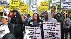 #Trayvon #Martin #case dividing #US racially: #Poll