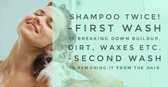 """I know there are a few of you receiving your products within the next couple of weeks or have recently received your product, so i thought it'd be a good time to review how to maximize your results using Monat!  Pro Tips: ✔️Always wash twice with the shampoo. I promise they are not just trying to scam you by using """"more product"""". It just makes sense with the way Monat works to rid your hair of toxins, build up, and that daily dirt and grime. You exfoliate your skin, so that the skin has a…"""