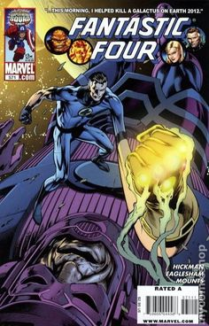 Fantastic Four (1998 3rd Series) 571A