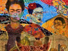 Frida Kahlo: Pintora y poetisa mexicana. estuvo casada con el célebre muralista mexicano Diego Rivera,