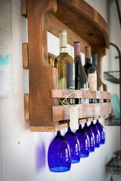 The Napa Valley Wine Rack is a beautiful piece of Home Decor Hand Made from Reclaimed Wood Wine Barrels and makes a perfect Custom Wall Decor Accent to any room. Barrel Projects, Diy Wood Projects, Crafty Projects, Wood Home Decor, Easy Home Decor, Wall Decor, Wine Barrel Furniture, Pallet Furniture, Interior Design Tips