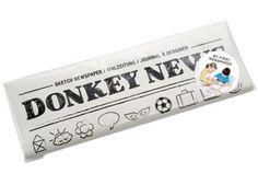 Originelles Malbuch 'Donkey News Malzeitung'