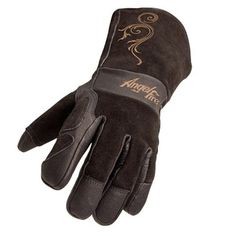 AngelFire Women's Stick/Mig Welding Gloves | Revco Industries REVLS50