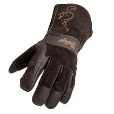AngelFire Women's Stick/Mig Welding Gloves | Revco Industries REVLS50
