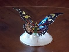 Rosenthal of Germany Butterfly