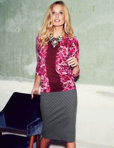 ShopStyle.com.au: Boden City Wool Skirt $133.91