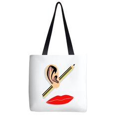 Funny Face Tote