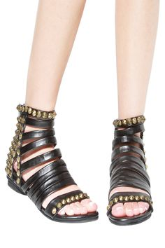 Jeffrey Campbell Tonic Sandal in Many Colors