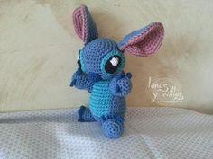 Stitch amifurumi pattern free