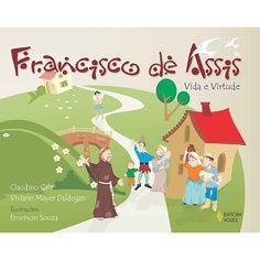 Livro - Francisco de Assis - Vida e Virtude