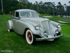 Pierce Arrow: Silver Arrow V12 (1933)