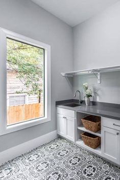 Zander Homes just set the standard for how a laundry room should look! Check out this beautiful design complete with our Union Square series in Bennett 👌 Laundry Room Cabinets, Union Square, Wall And Floor Tiles, Glass Mosaic Tiles, Kids Bath, Decorative Tile, Bathroom Wall, Bathrooms, New Homes