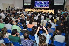 Solicitan que se garantice participación ciudadana en audiencias públicas