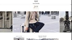 Install Guide for MashUp Themes - Theme Lyse - a mashup themes Get all Themes & Templates here for OFF Discount Up Theme, Themes Themes, Fashion Looks, Etsy Shop, Templates, Coat, Youtube, Jackets, Fashion Trends