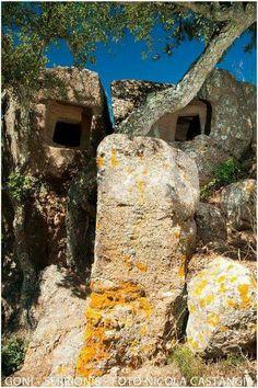 Goni - Sardinia/Cerdeña