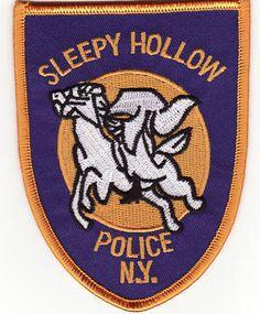 NY Sleepy Hollow New York Police Patch New   eBay