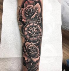 Forearm tatoo