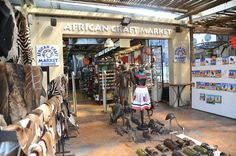 The African Craft Market of Rosebank – Attractions – Gauteng Tourism Authority: Visit The Province Built On Gold