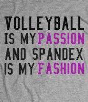 Volleyball Fashion -