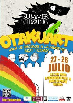 Megasalón de Manga de #quartdepoblet en su 9 edición. #OTAKUART