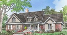 Home Plan The Glengarry by Donald A. Gardner Architects