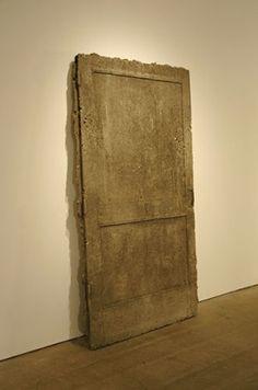 Robert Overby, Concrete Screen Door