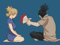 shikatema... Shikamaru and temari